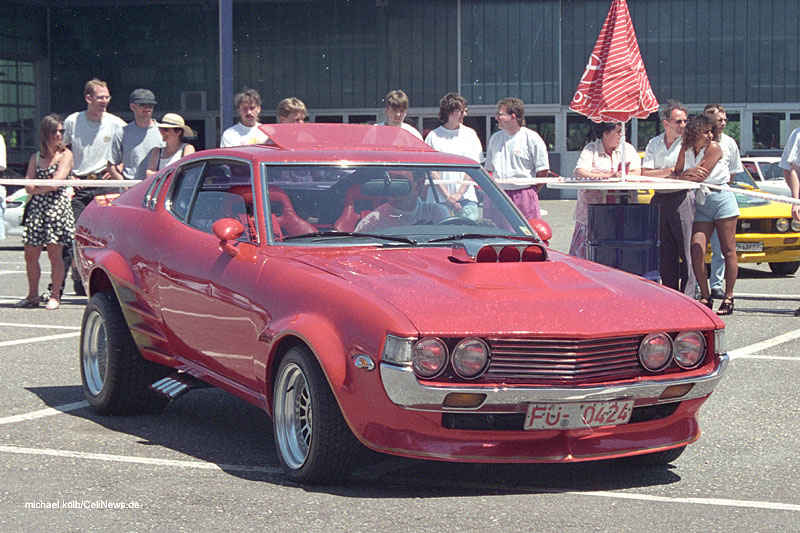 Toyota Celica RA28 V8