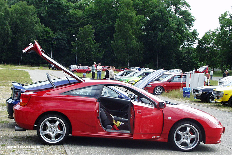 Toyota Treffen Günzburg 2002