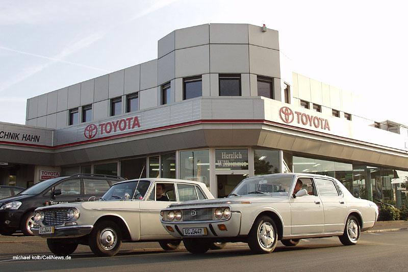 Toyota Treffen Kulmbach 2003