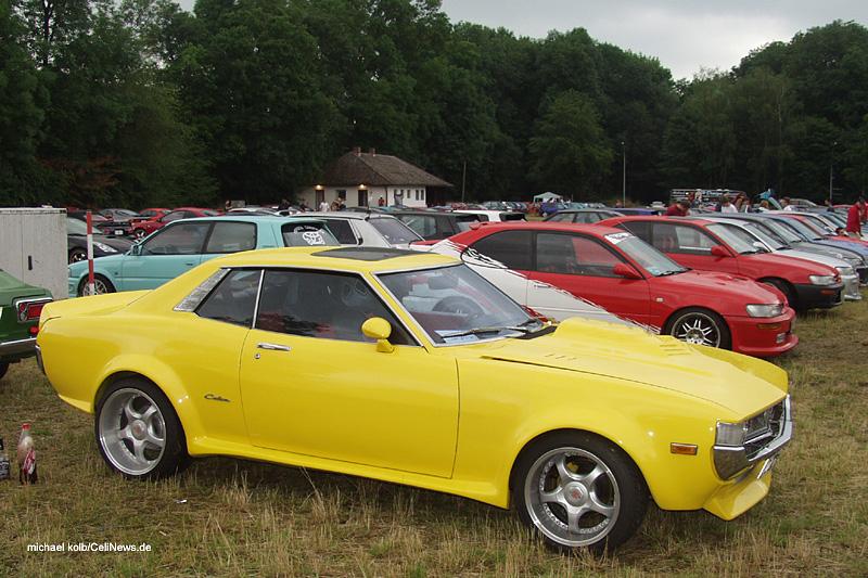 Toyota Treffen Günzburg 2005