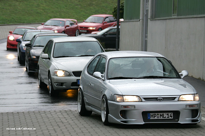 Toyota Treffen Wunsiedel 2005