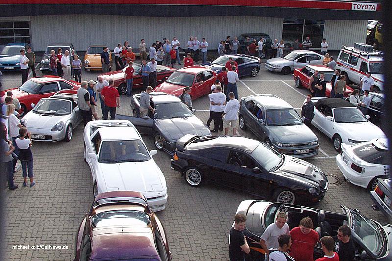 Toyota Treffen Wunsiedel 2004
