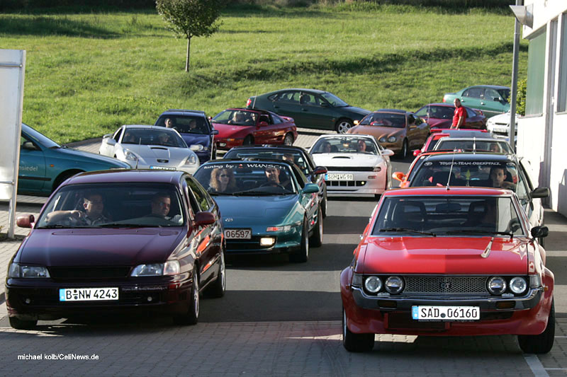 Toyota Treffen Wunsiedel 2006