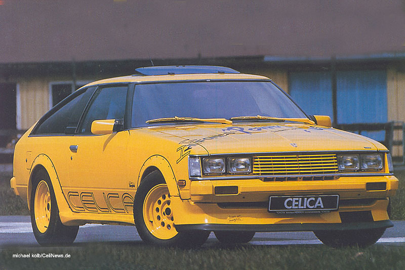 Celica Liftback RA40